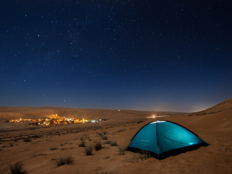 """The Wahiba Sands, or Ramlat al-Wahiba (also called Sharqiya Sands), are a region of desert in Oman. The region is named for the Wahiba tribe. The area is defined by a boundary of 180 kilometers (110 mi) north to south and 80 kilometers (50 mi) east to west, with an area of 12,500 square kilometers (4,800 sq mi).  You need to drive 40Km away fom nearest city (Bidiyah) pushing all the way deeper into the sand.  Technical Specs: DSLR: Canon 600D Lens: Canon Tamron 10-24mm Exposure: 0.6 seconds. Aperture: f/8 Focal Length: 10 mm ISO Speed: 100 Filters:  GradND Hard  All photos are exclusive property and may not be copied, downloaded, manipulated or used in any way without my expressed, written permission.   My Photostream 